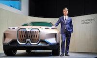 Autonomes Fahren: BMW kündigt Plattform mit 230-Petabyte-Speicher an