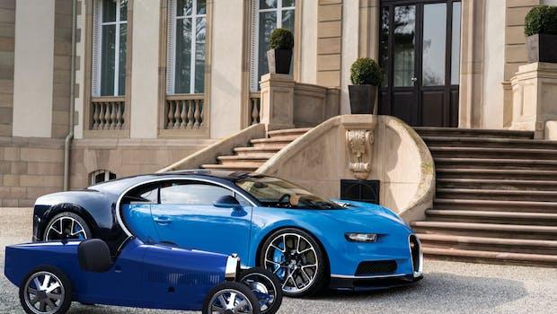Bugatti Baby II. (Bild: Bugatti)