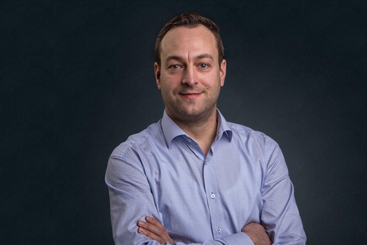 Warnt davor, die Geschäftsidee zu groß zu denken: Blacklane-Gründer Frank Steuer. (Foto: Blacklane)