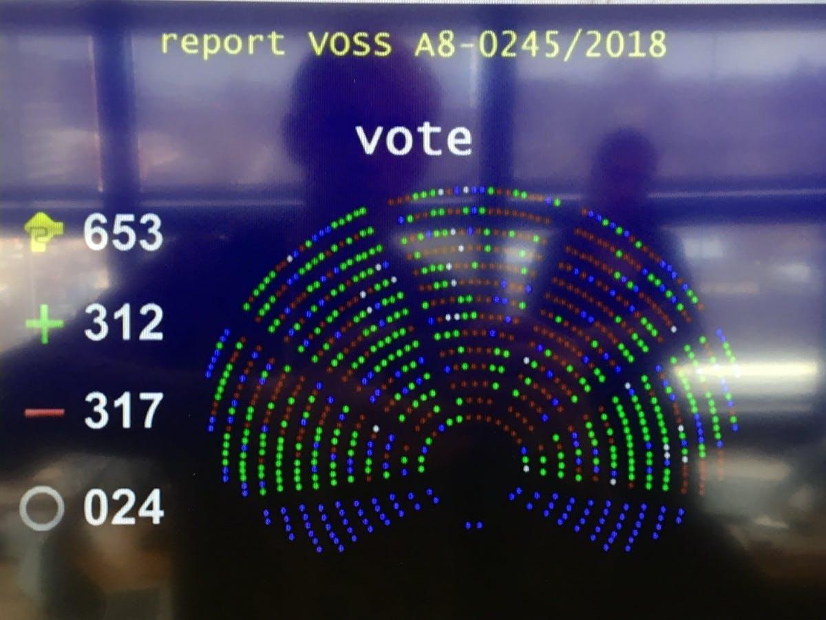 EU-Urheberrecht – was passiert jetzt? Die wichtigsten Fragen und Reaktionen