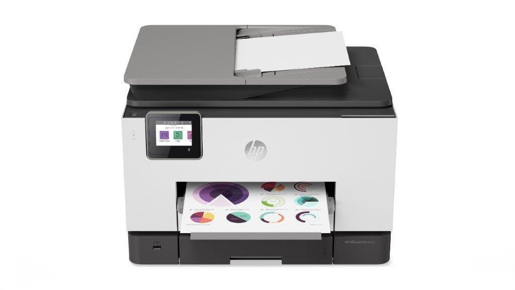 HP Officejet Pro 9025. (Foto: HP)