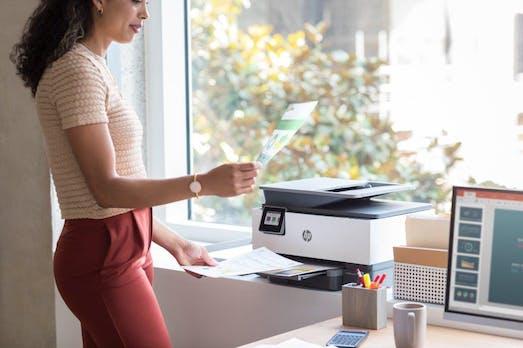 HP Officejet Pro: Neue All-in-One-Drucker mit kleinerem Fußabdruck
