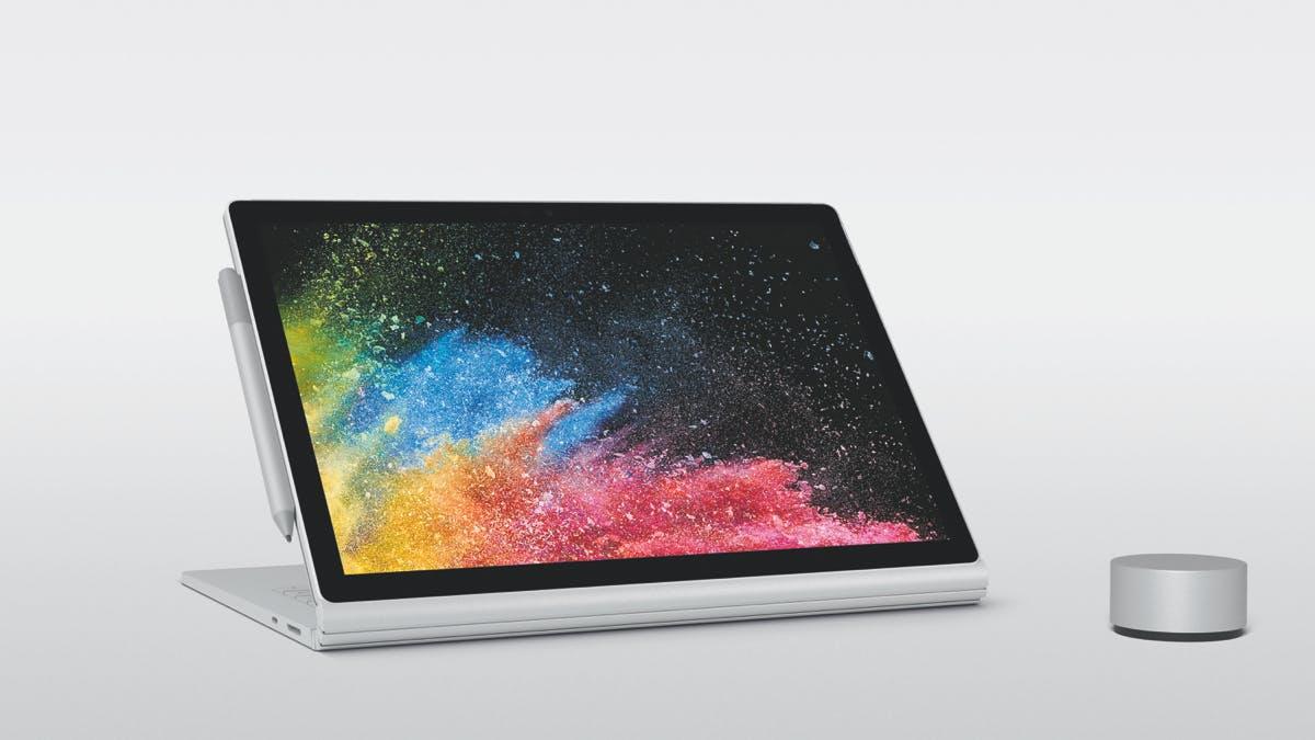 Surface Book 2: Neuer Chip für Microsofts Einsteigermodell