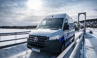 E-Sprinter: Mercedes-Benz entwickelt völlig neue Plattform für Elektro-Transporter