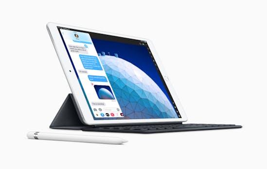Mit True-Tone-Display und A12-Chip: Apple kündigt iPad Air und iPad Mini an