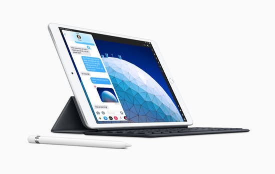 Mit True Tone Display Und A12 Chip Apple Kündigt Ipad Air Und Ipad