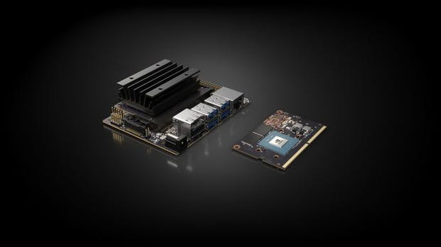 Jetson Nano: Nvidia stellt KI-Entwicklerkit für 99 Dollar vor