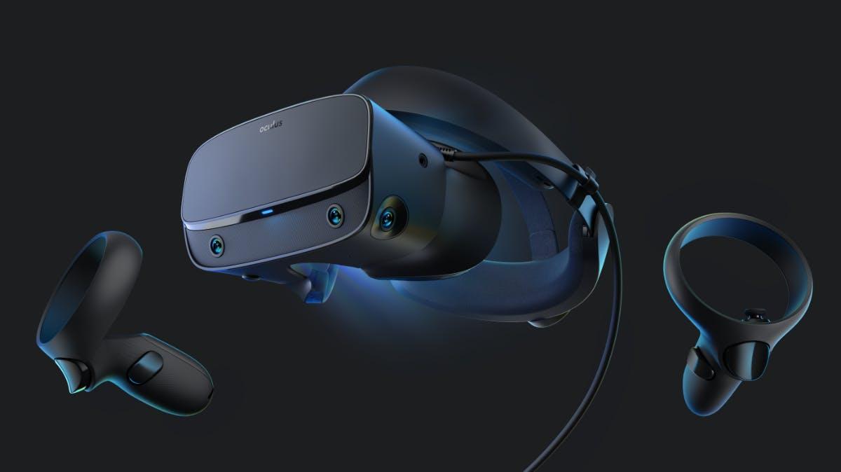Rift-Nachfolge: Oculus Rift S kommt im April für 399 Dollar