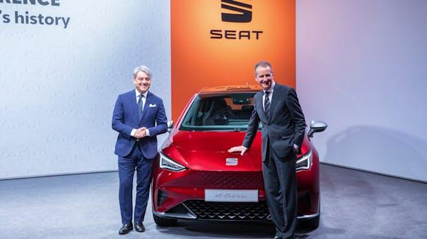 VW-Tochter Seat will E-Auto für weniger als 20.000 Euro anbieten