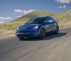 Tesla Model Y. (Bild: Tesla)