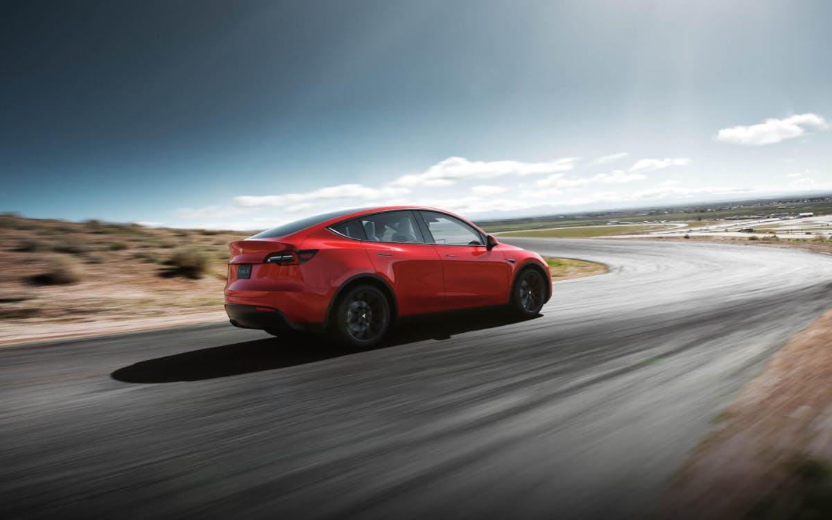 Tesla Model Y: Erste Auslieferungen des Kompakt-SUV ab 15. März