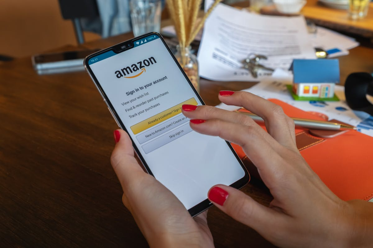 Amazon für junge Kunden weniger zufriedenstellend