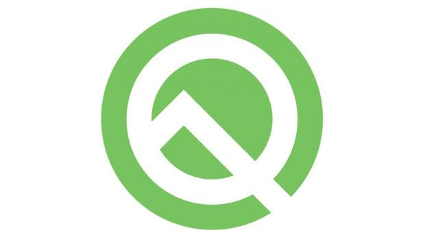 The logo of Android Q. (Image: Google)