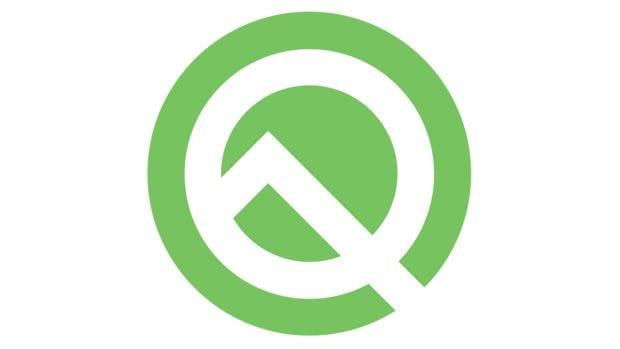 Das Logo von Android Q. (Bild: Google)