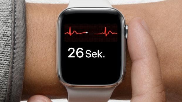 Apple Watch: New Yorker Kardiologe verklagt Apple wegen Patentverletzung