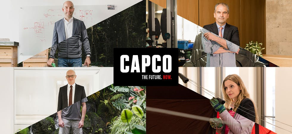 Karriere bei Capco