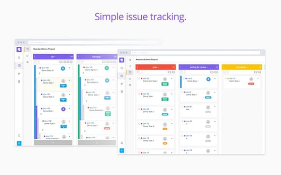 Codegiant: Jira-Alternative mit kostenlosem Einsteigerpaket erreicht Version 2.0