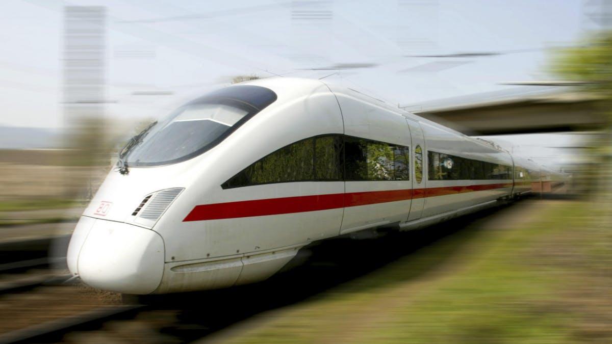 Die Deutsche Bahn will Geld für Verspätungen in Zukunft online erstatten