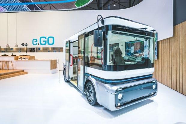 Der Ego Mover. (Foto: Ego Mobile)