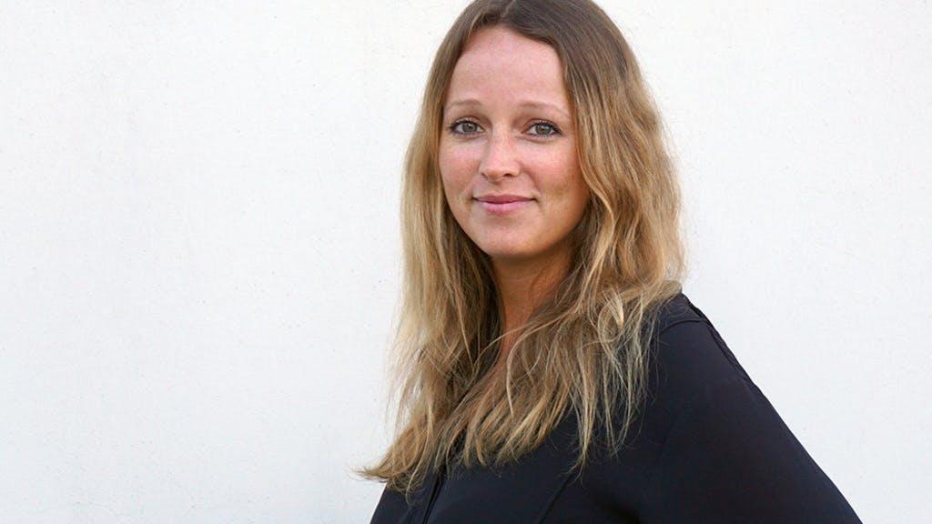 Bot ihren Service zuerst kostenlos an: Talants-Gründerin Annika Pies. (Foto: Talents)