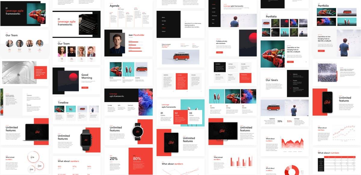 80 großartige Powerpoint-Folien gegen deine Mailadresse: So geht's