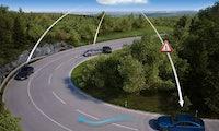 Gefahrenwarnungen: EU setzt beim vernetzten Fahren weiterhin auf WLAN