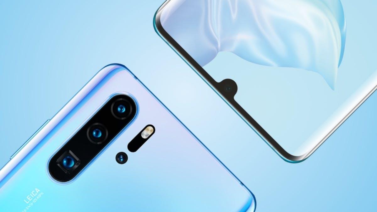 Huawei P30 (Pro): Offizielle Promoseite war schon online