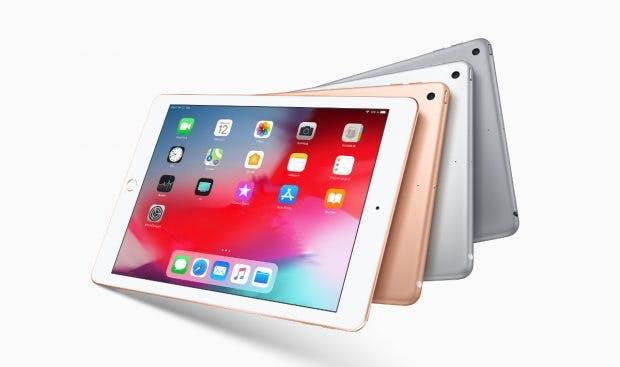 Das iPad ist das günstigste Modell. (Bild: Apple)