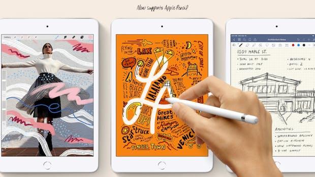iPad Mini (2019). (Bild: Apple)