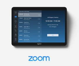 Logitech Tap unterstützt Zoom. (Bild: Logitech)