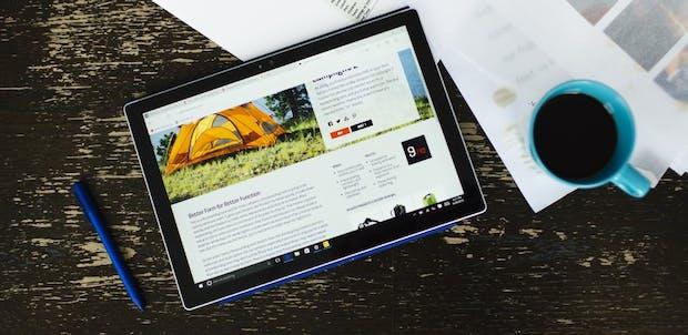 Microsoft – so könnte der neue Edge-Browser mit Chromium-Unterbau aussehen