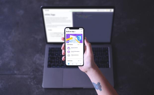 Die Mimo-App auf iOS. (Bild: Mimohello)
