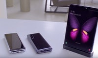 Jetzt aber: Samsungs Pannen-Foldable Galaxy Fold kommt ab September