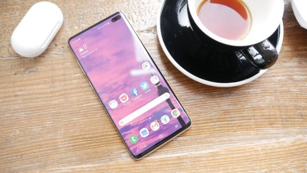 Samsung Galaxy S10 Plus. (Foto: t3n)