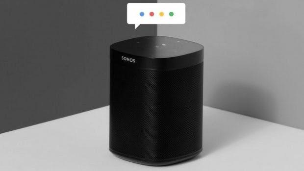 Sonos One soll 2019 endlich Unterstützung für den Google Assistant erhalten. (Bild: Sonos)