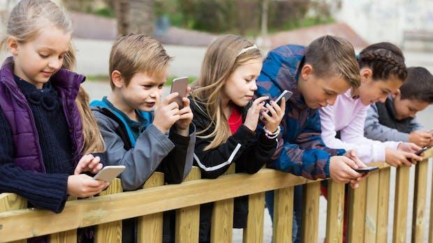 Zum letzten Mal: Smartphones sind keine Gefahr für Kinder