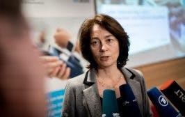Justizministerin Katarina Barley (SPD). (Foto: dpa)