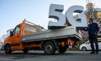 EU-Kommission warnt vor 5G-Anbietern aus Drittstaaten