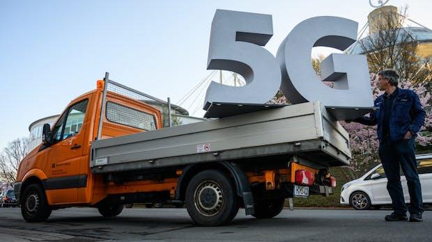 Der 5G-Hau-den-Lukas: So schwer ist es für die Hannover Messe, das neue Netz zu zeigen