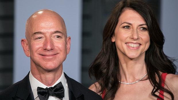 MacKenzie Bezos: Ex-Frau des Amazon-Gründers will Hälfte ihres Vermögens spenden