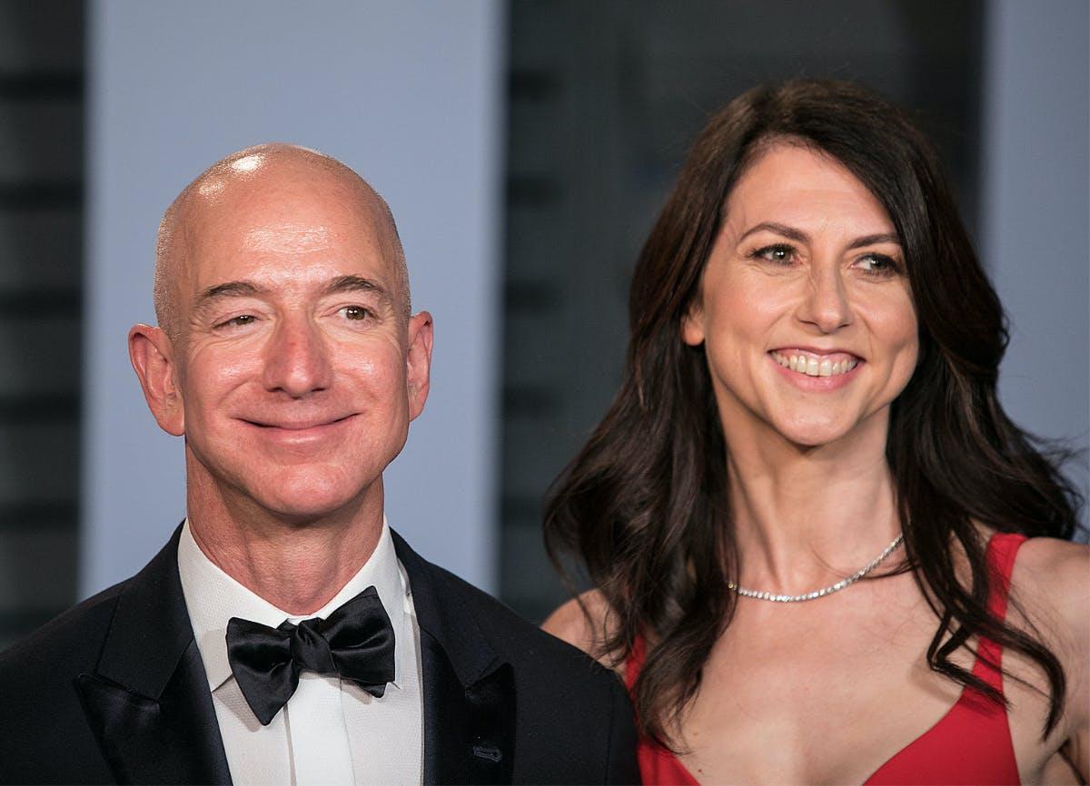 Jeff Bezos macht an einem Tag 13 ...