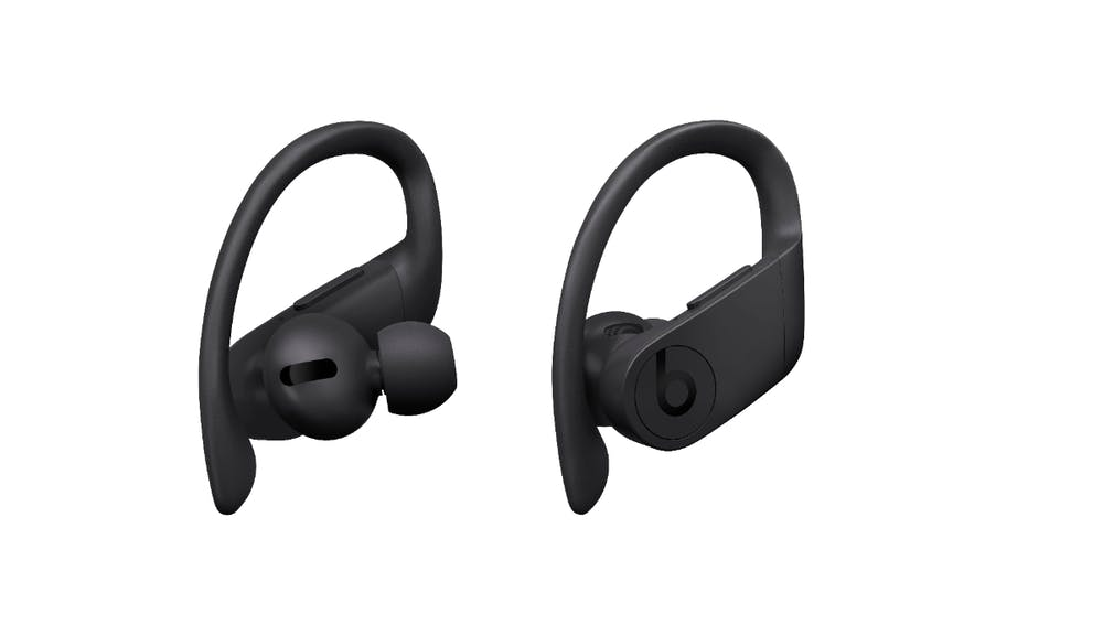 Beats Powerbeats Pro in Schwarz. (Foto: Beats)