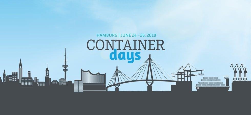 ContainerDays 2019 in Hamburg