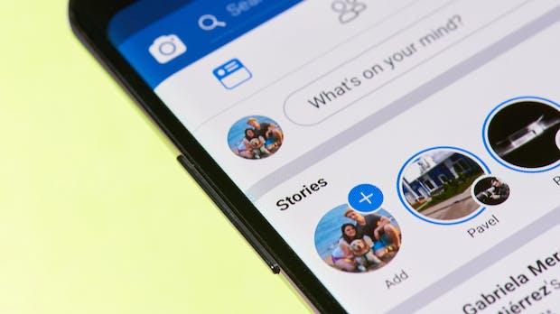 Testphase: Facebook plant Zusammenführung von Stories und Newsfeed
