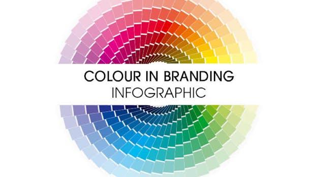 Farbpsychologie: Das steckt hinter den Logos bekannter Unternehmen. (Grafik: Iconic Fox)