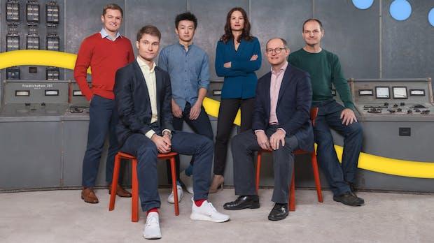Deutschlands Startups sammeln Rekordsumme ein