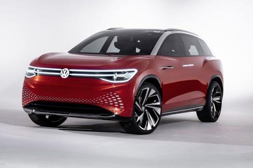 VW stellt ID Roomzz Concept vor: Elektro-SUV mit 450 Kilometern Reichweite