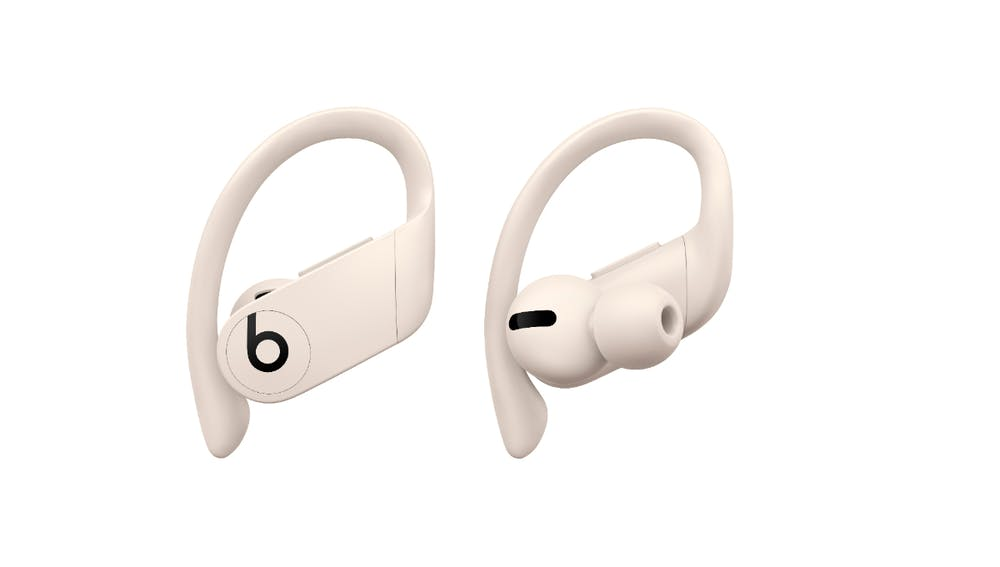 Beats Powerbeats Pro in Elfenbein. (Foto: Beats)