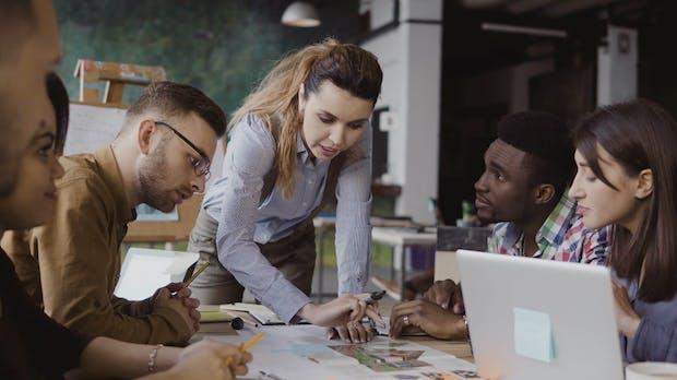 5 Eigenschaften, mit denen du erreichst, dass dein Team dir folgt