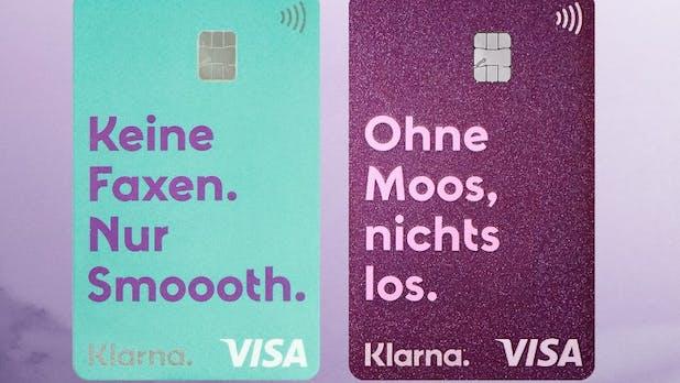 Klarna Card – Kreditkarte, die auch bald Apple Pay unterstützen soll